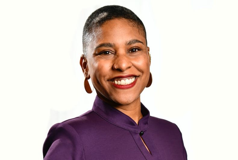 Kierra Johnson will become the first Black executive director of the National LGBTQ Task Force