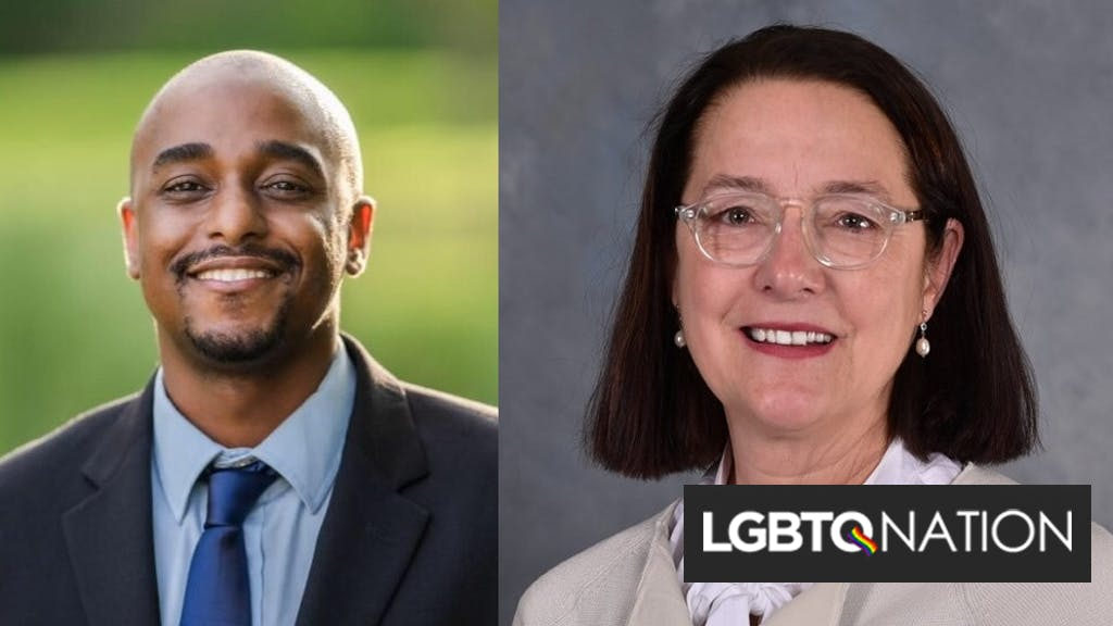 "GOP candidate mocks Black gay opponent ""because of the way he talks"""
