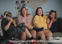 "Conservative Christians are ""highly offended"" by Dole's new lesbian ""fruit bowl"" ad"