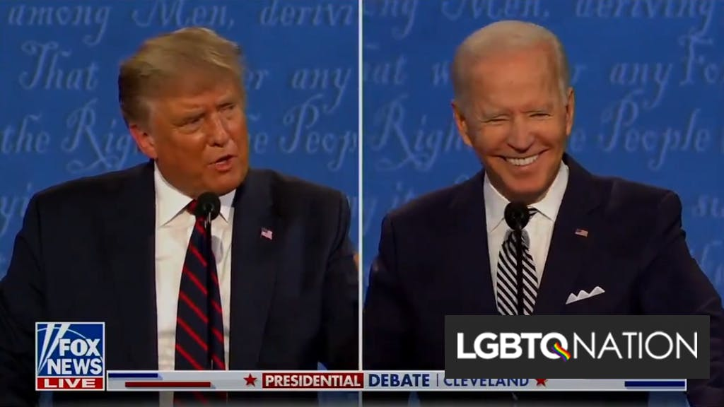 The presidential debate put toxic masculinity in the spotlight & women saw it for it was