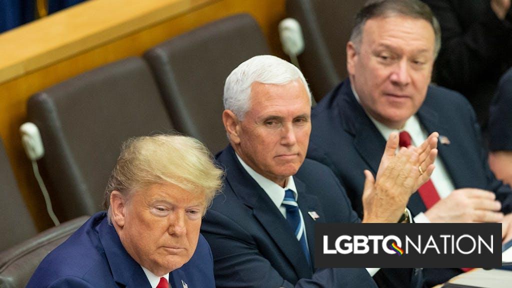 "Trump administration pushes anti-LGBTQ ""religious freedom"" at the UN as European countries boycott"