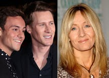 "Dustin Lance Black slams JK Rowling as a ""thief"" & ""fraud"" with no original ideas"