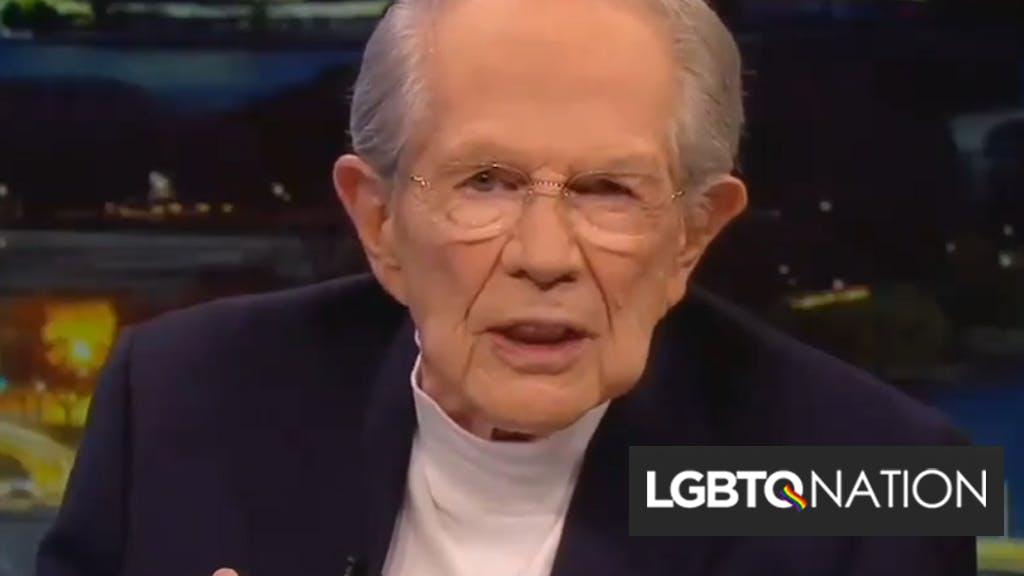 "Pat Robertson says Black Lives Matter wants a ""lesbian… Marxist revolution"""