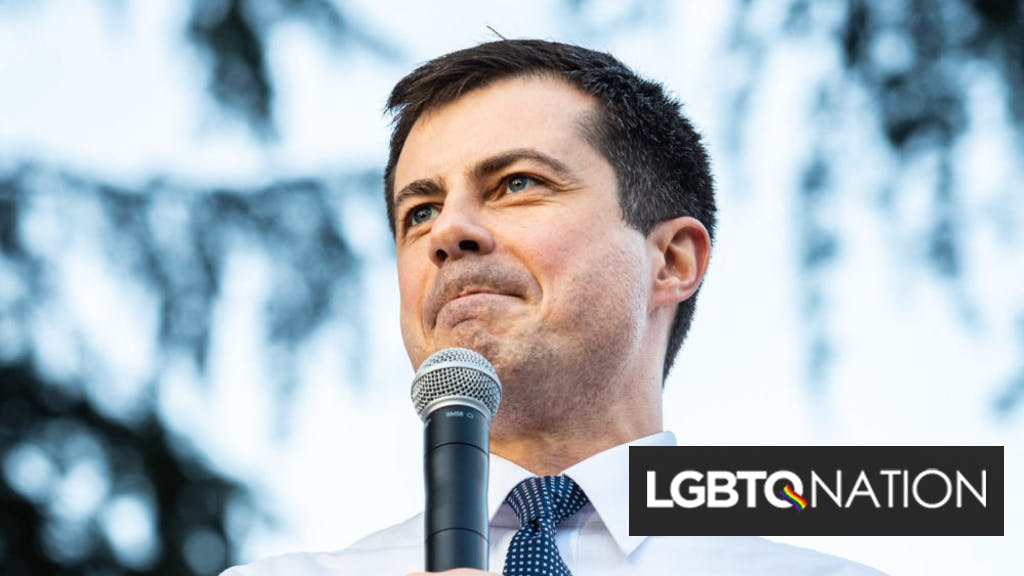 """Pete Buttigieg calls out Donald Trump's """"crazy uncle approach"""" to climate policy"""