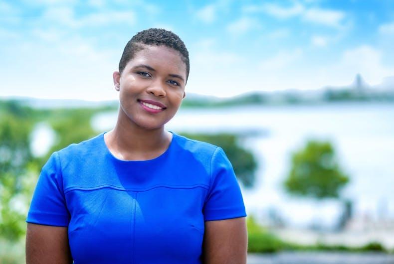 Activist Tiara Mack could become the first Black LGBTQ state senator in Rhode Island