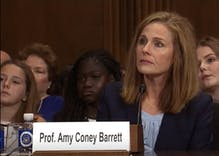 Amy Coney Barrett was a trustee at a school that bans LGBTQ people, because of course she was