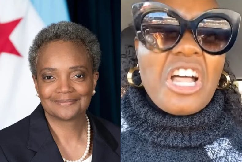 Lori Lightfoot/Bevelyn Beatty