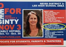 "Candidate says it is ""heterophobic"" and ""Christian-phobic"" to condemn anti-gay campaign mailer"