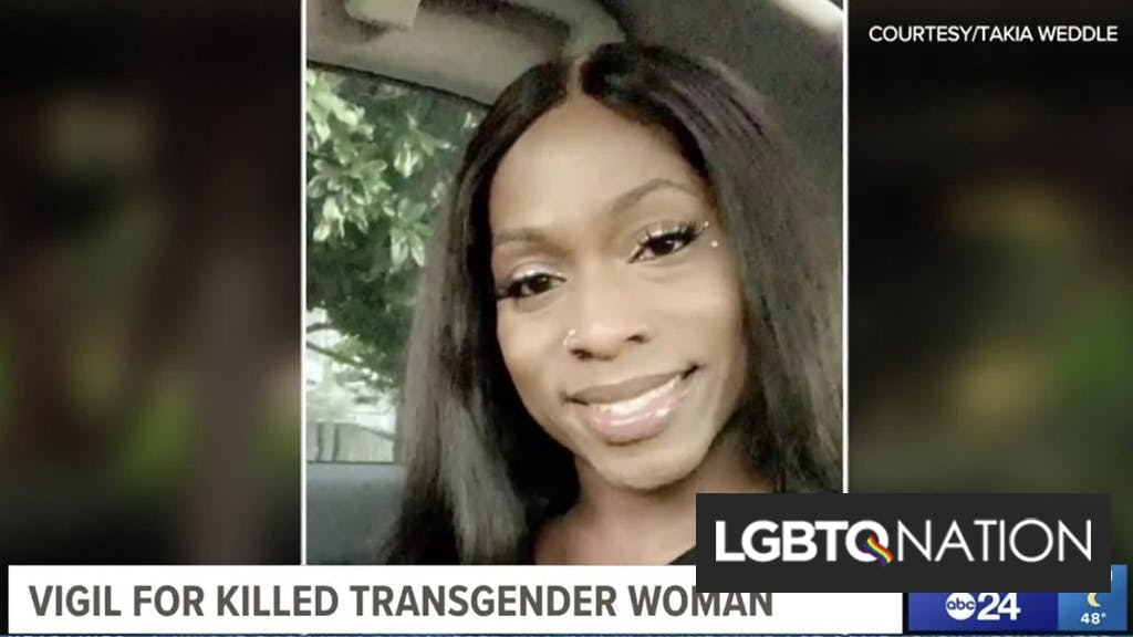 Angel Haynes was gunned down & left for dead. She's the latest trans woman murdered this year. thumbnail