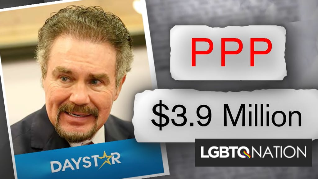 Anti-LGBTQ pastor's church gets $4M in COVID bailout funds. They bought him a private jet.