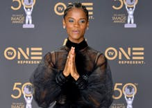 Black Panther star shares transphobic COVID conspiracy theory video on Twitter